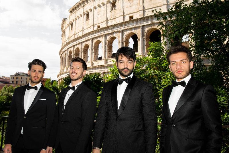 Концерт на четиримата италиански тенори