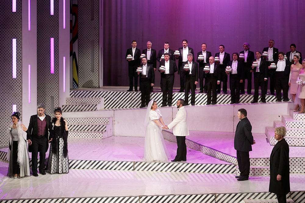 Пепеляшка - опера от Джоакино Росини